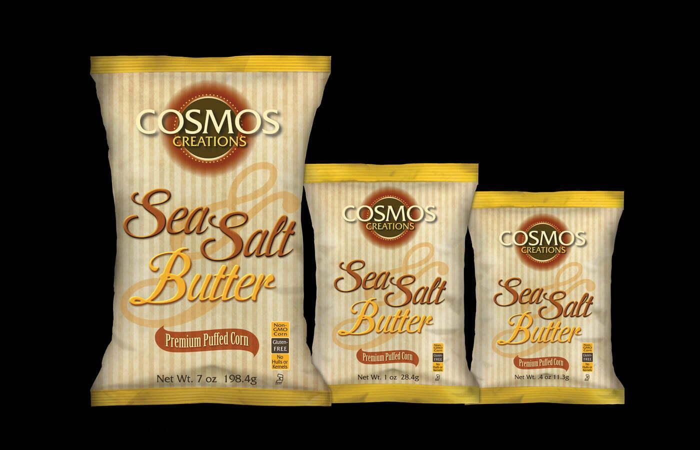 Sea Salt & Butter Line