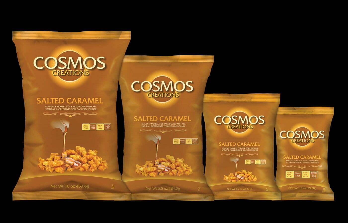 Salted Caramel Line