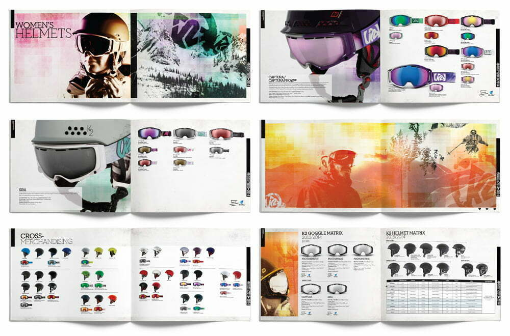 K2 Catalog Pages