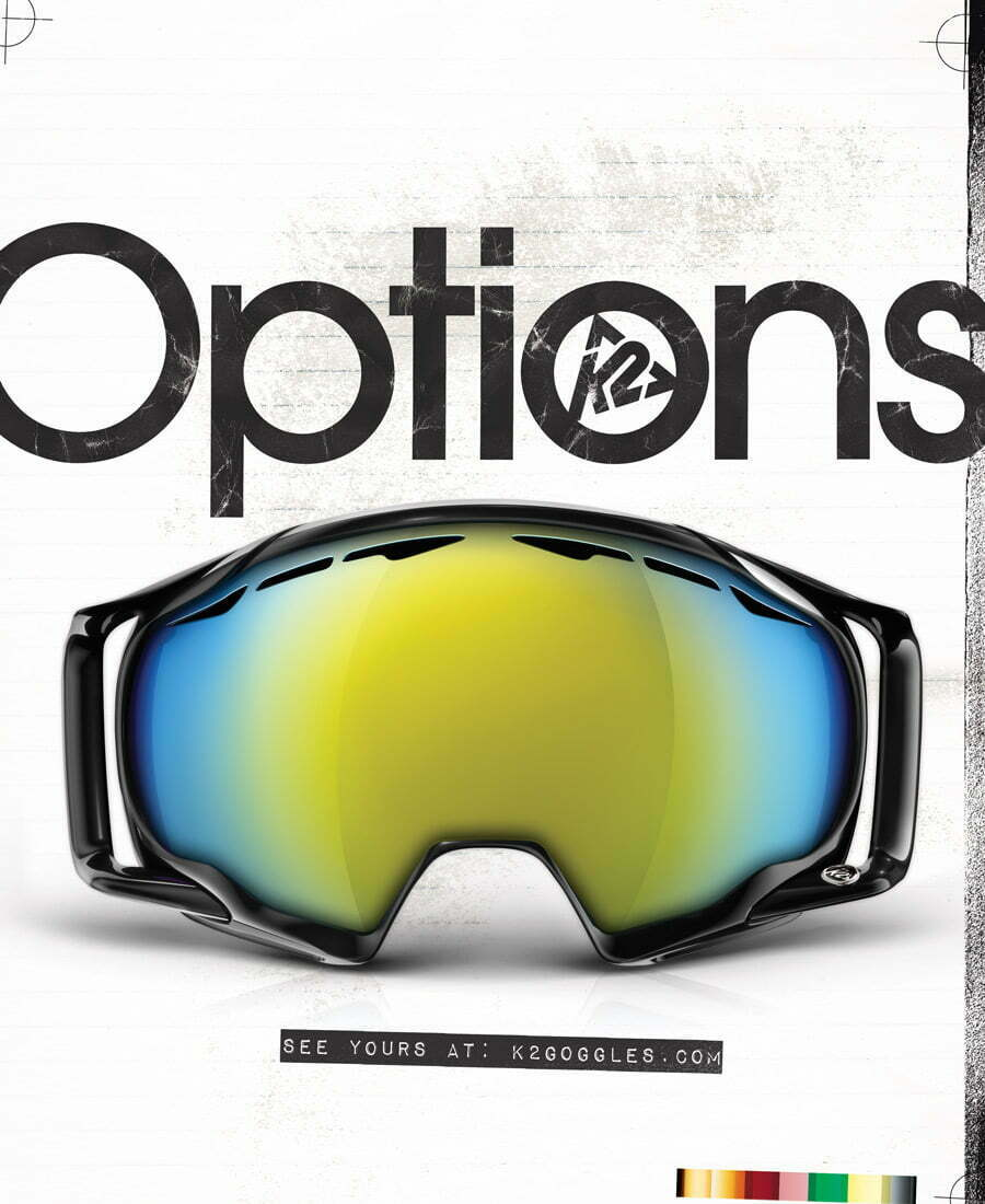 Options Goggle Ad