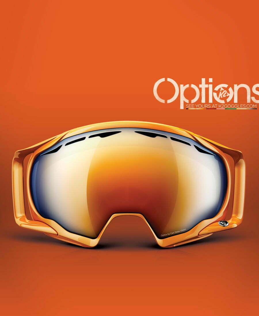 Options Goggle Ad