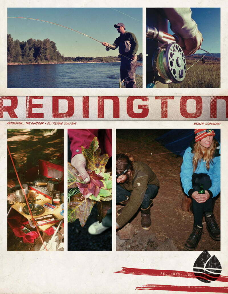 Redington Advertisement