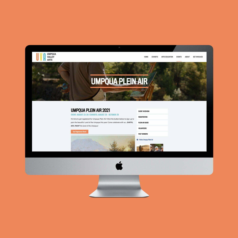 UVA Event Page